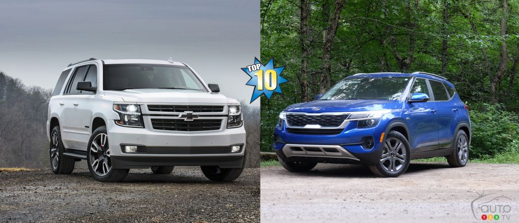 11 of the Safest Buys on the Automotive Market in 2021