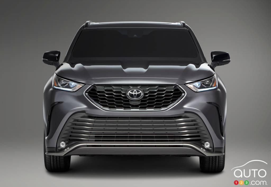 A Toyota Grand Highlander in 2023?