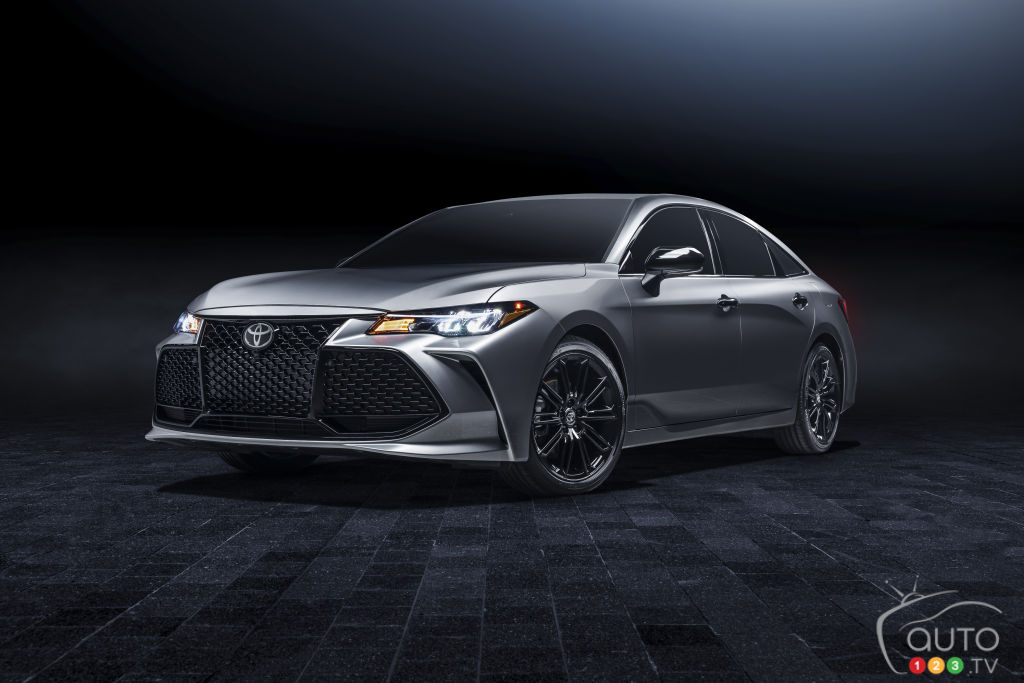 End of the Line for the Toyota Avalon