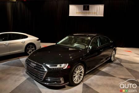 la volvo xc60 voiture mondiale de l ann e 2018 actualit s automobile auto123. Black Bedroom Furniture Sets. Home Design Ideas