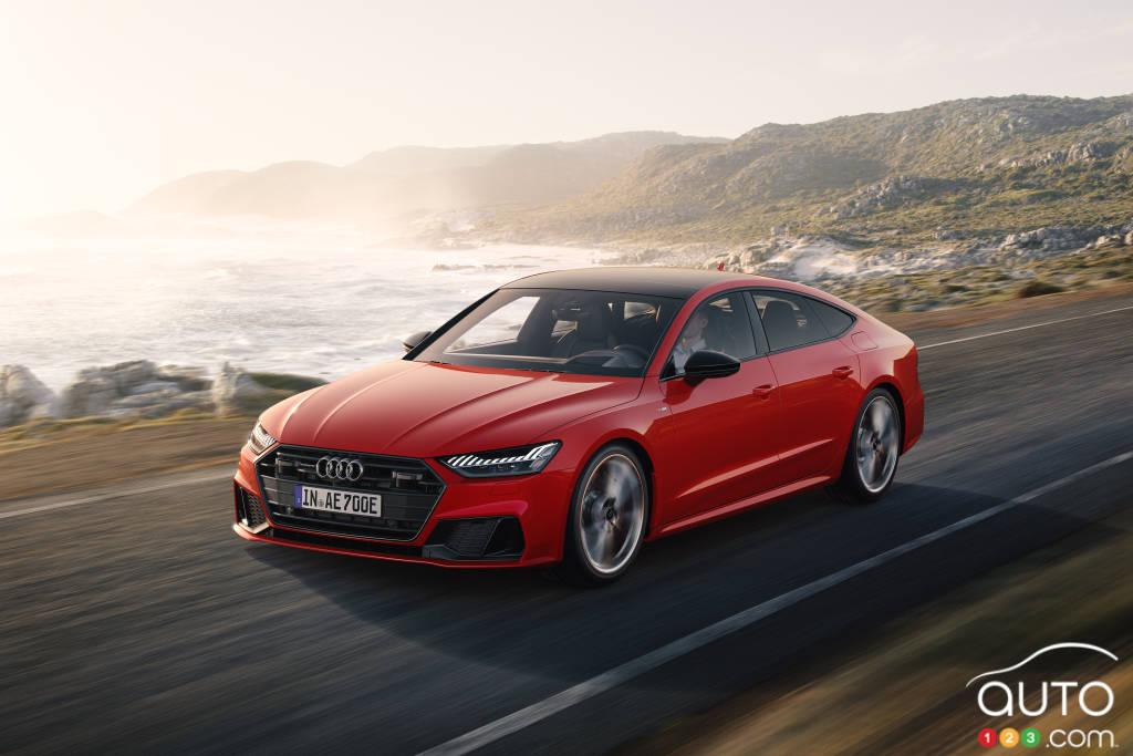 Audi A7 TFSIe