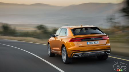 2019 Audi Q8 Release Date, Redesign, Hybrid, RS >> Audi Reveals Its New Q8 Suv Car News Auto123