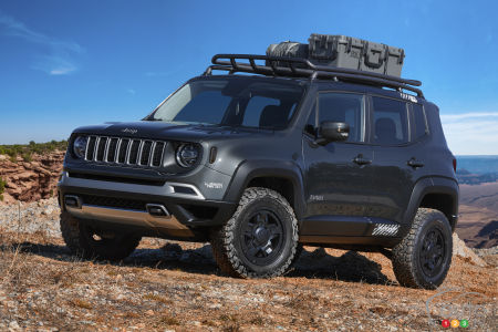 Jeep Renegade B-Ute