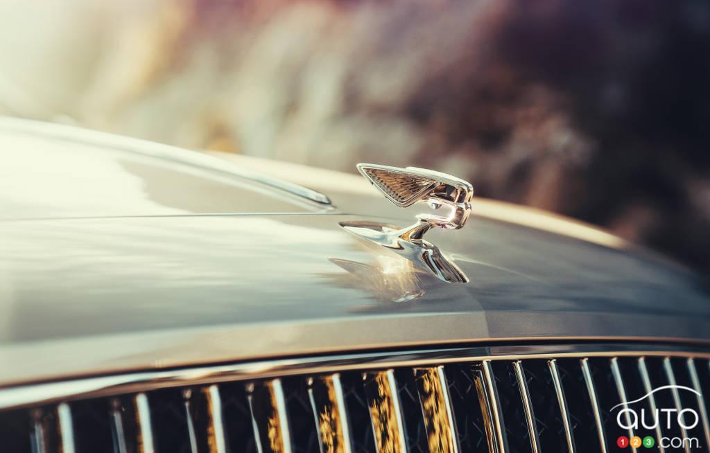 Flying Spur de Bentley