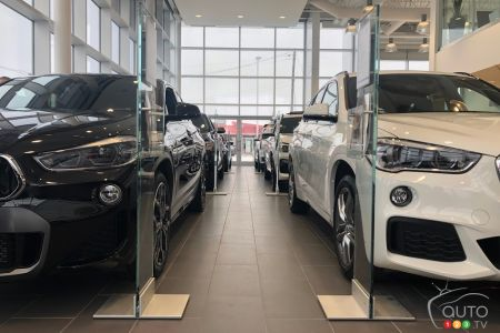 BMW dealer in Sudbury, Ontario