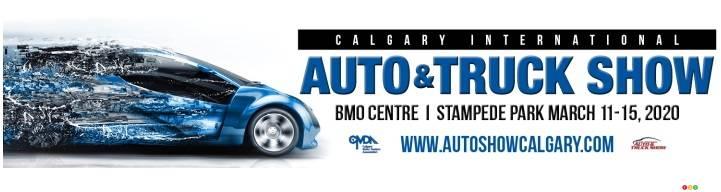 Annonce pour le Salon de Calgary de 2020
