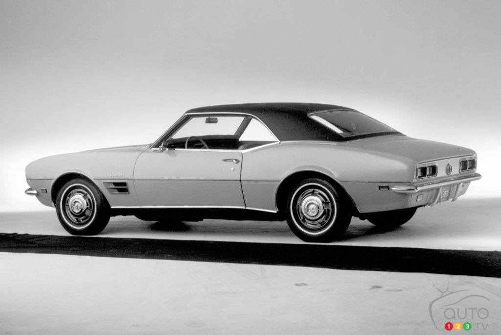 Chevrolet Camaro Sport Coupe 1968