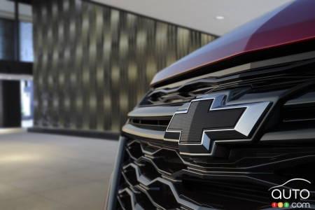 2022 Chevrolet Equinox, grille