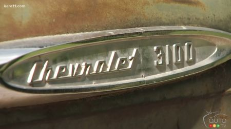 The 1957 Chevrolet , nameplate