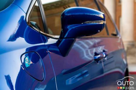 2020 Chrysler Pacifica hybrid, logo