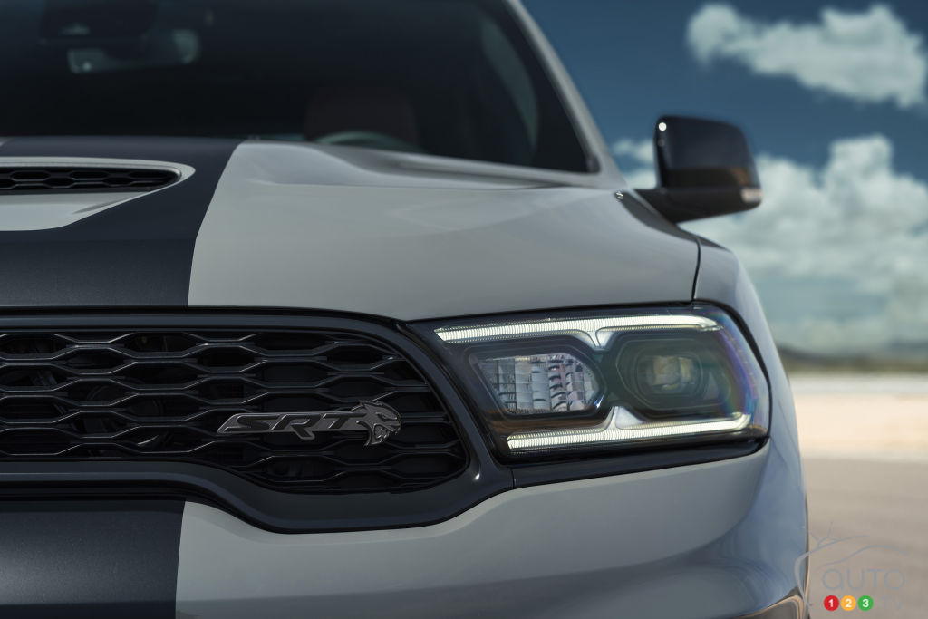 Hennessey Takes 2021 Dodge Durango Hellcat To 1012 Hp Car News Auto123