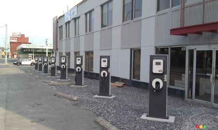Charging stations in Syracuse, NY