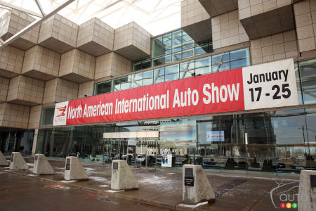 Salon Automobile de Detroit 2015