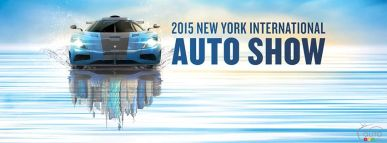Salon de l'Auto de New York 2015