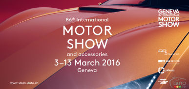 Salon international de l'automobile de Genève 2016