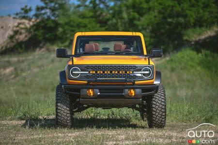 2021 Ford Bronco, 2-door
