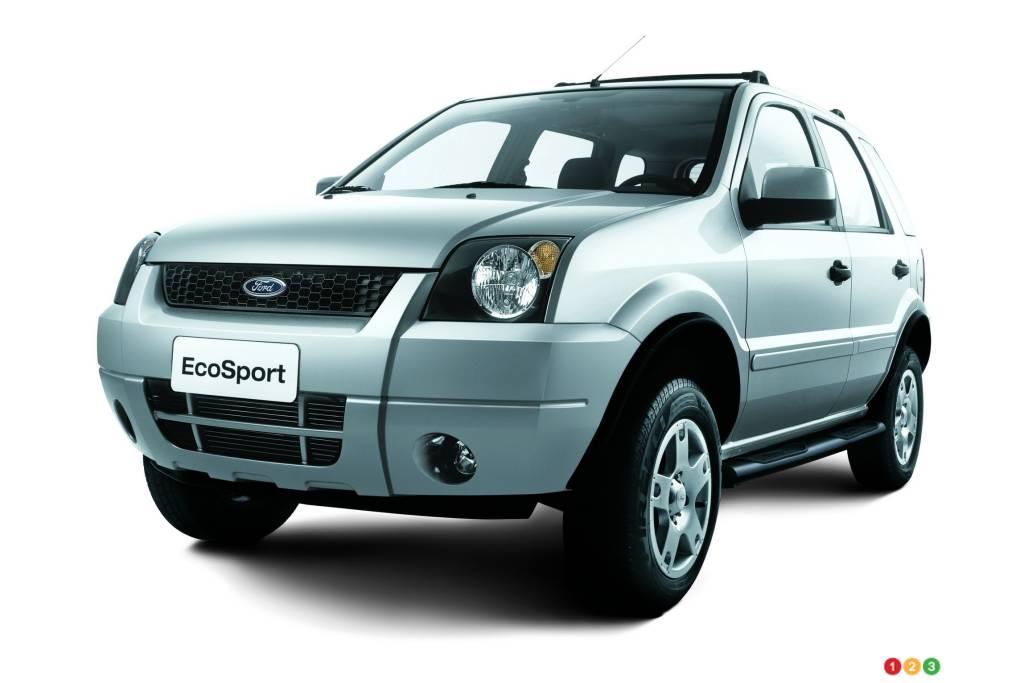 Ford EcoSport, 2003