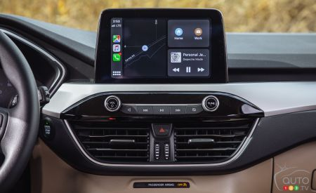 2020 Ford Escape, multimedia system