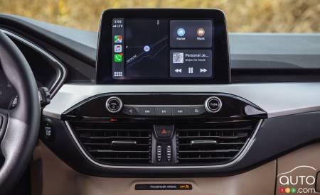 2020 Ford Escape, multimedia system