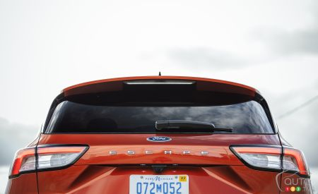 2020 Ford Escape, hatch