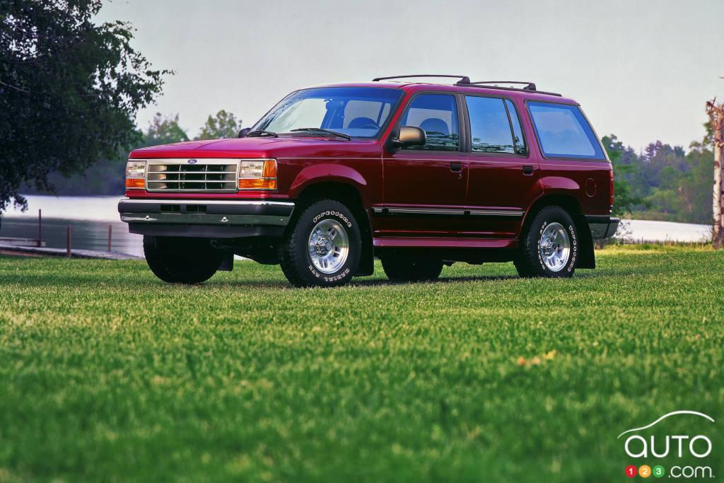 Ford Explorer 1991