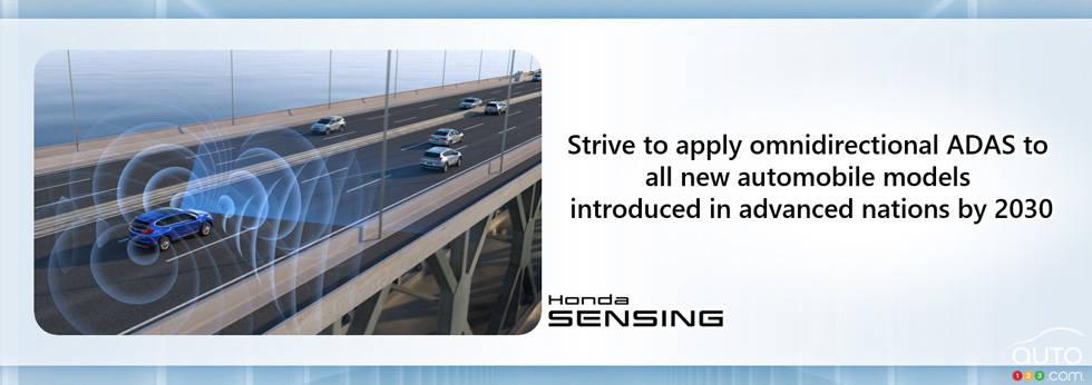 Plan d'électrification de Honda, fig. 3