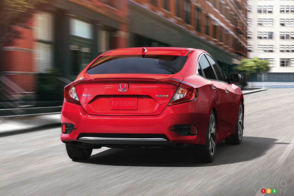 Honda accord 2019 price canada