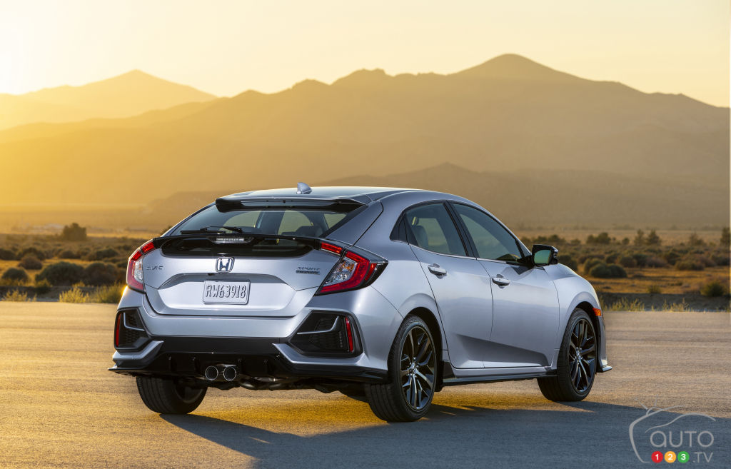 Prices Details For 2020 Honda Civic Hatchback Car News Auto123