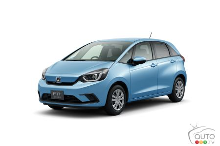 Honda Fit e:HEV Basic 2020