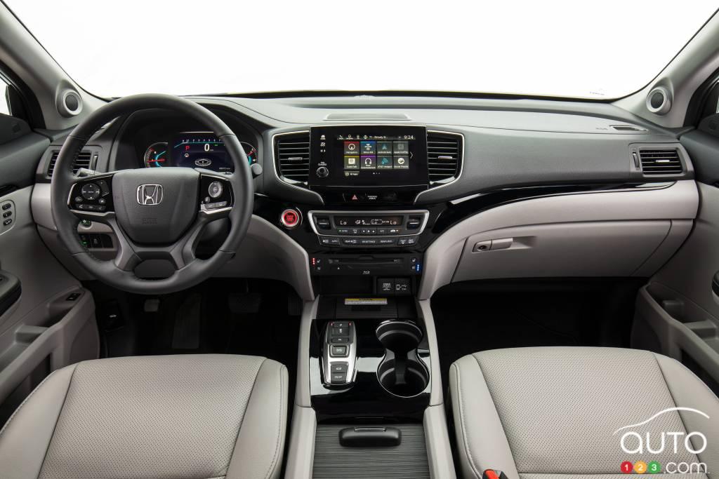 Honda Pilot, intérieur