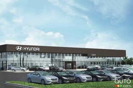 Hyundai dealer in St. John's. Newfoundland