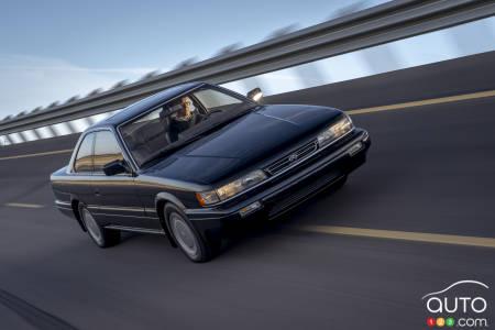 The 1989 Infiniti M30
