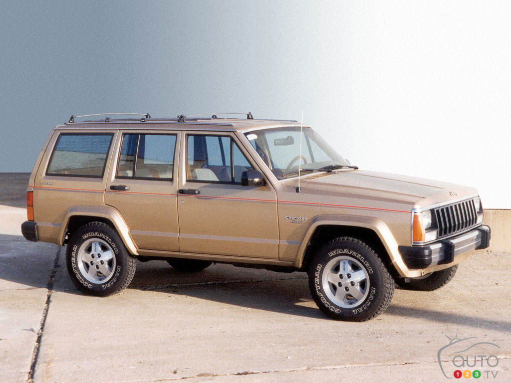 Jeep Cherokee Pioneer 1984