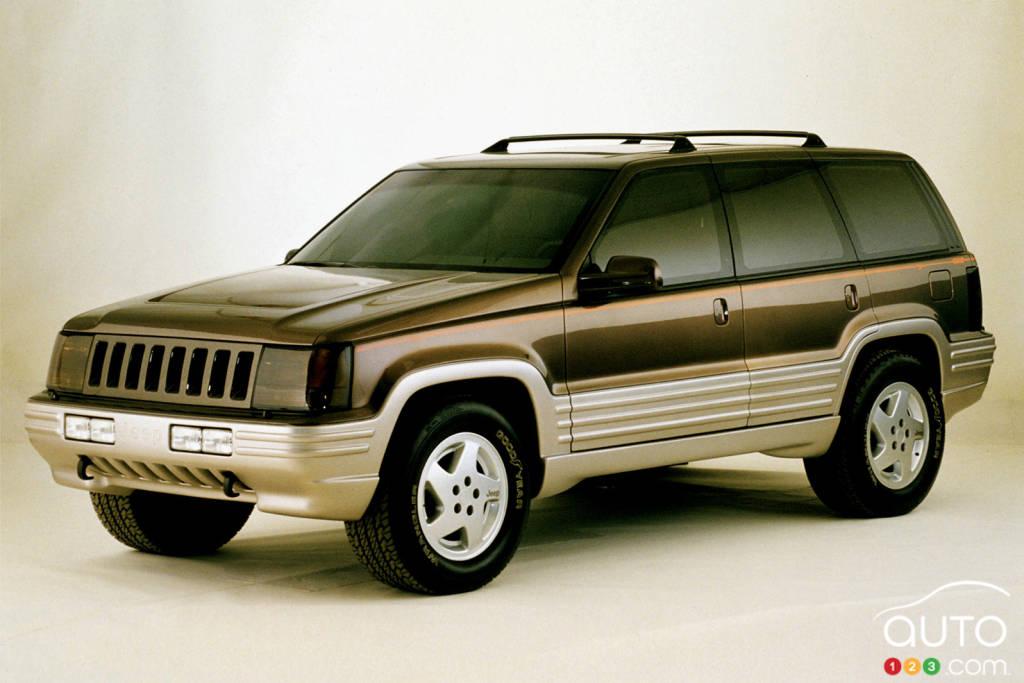 Prototype Jeep Concept, 1983