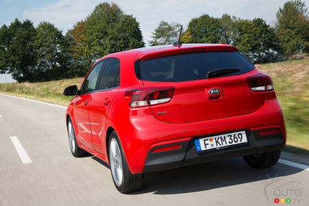 kia rio 2018 mexico. interesting kia the allnew kia rio u2013 progressive design for a bold new look for kia rio 2018 mexico