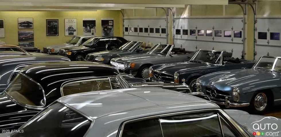 Le garage pour 100 voitures, fig. 5