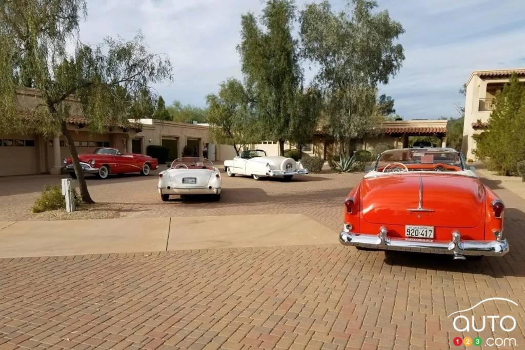 Le garage pour 100 voitures, fig. 6