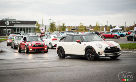 15 Years Of Mini In Canada A Cause For Celebration Car News