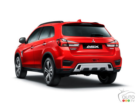 The New 2020 Mitsubishi Rvr Asx To Be Unveiled In Geneva Car News Auto123