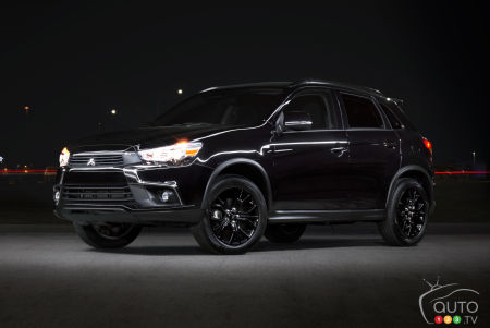 Mitsubishi RVR Black Edition