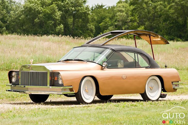 Mohs Ostentatienne Opera Sedan 1967 : franchement laide | Car News | Auto123