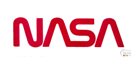NASA alternate logo