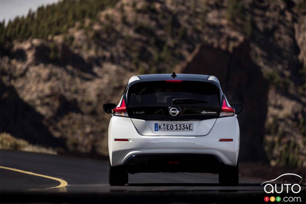 2019 Nissan LEAF Review | Car Reviews | Auto123