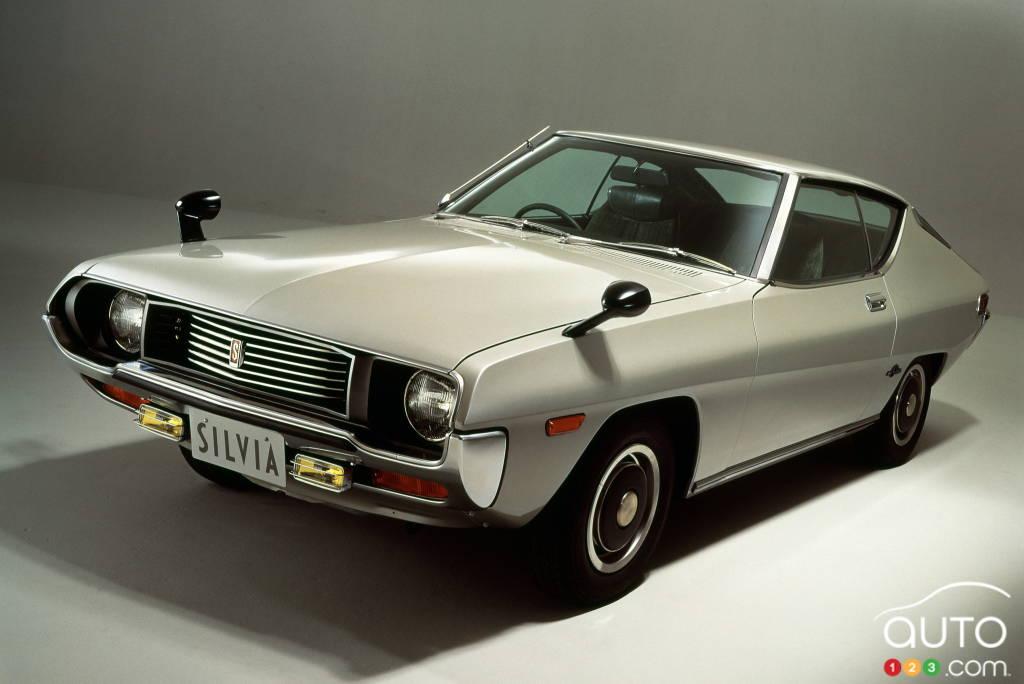Nissan Silva 1975