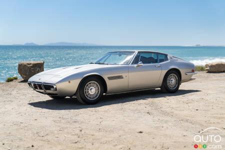 Maserati Ghibli 4.9 SS Coupe 1973