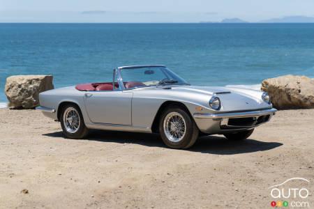 1965 Maserati Mistral Spyder