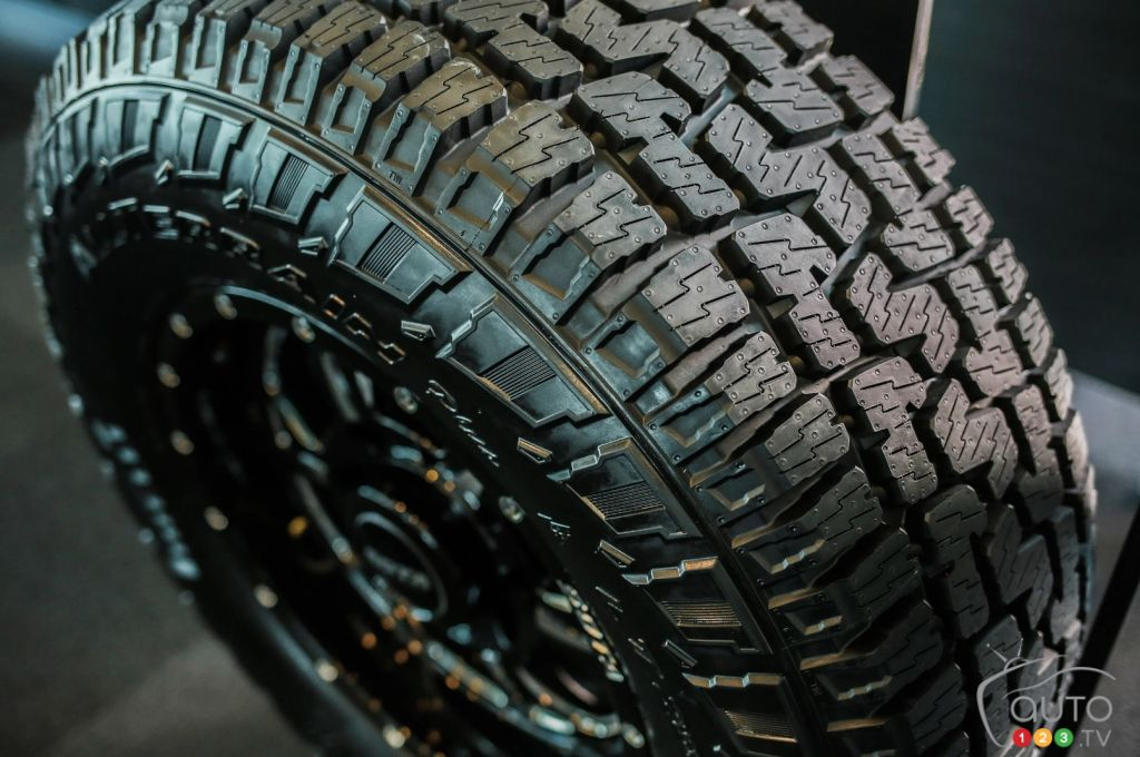 Pirelli Scorpion All-Terrain +