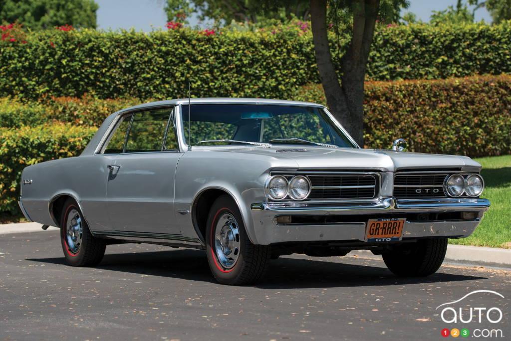 Pontiac GTO Hardtop 1964