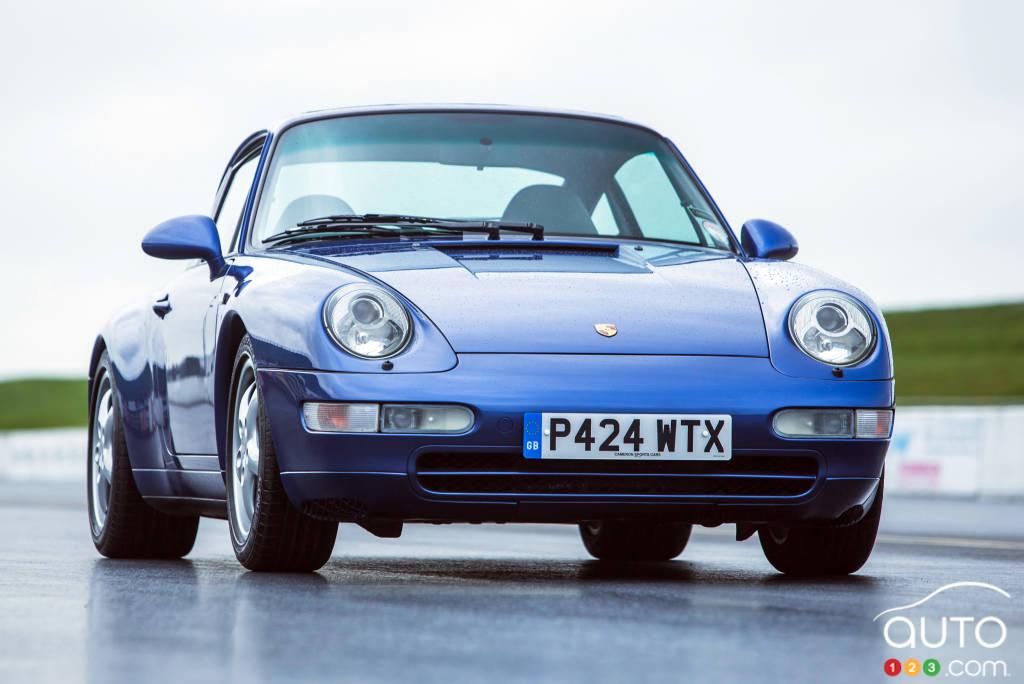 Porsche 911 Carrera 1995