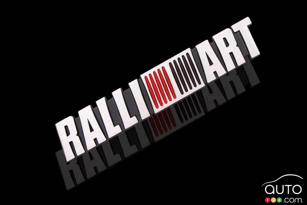 Le logo Ralliart